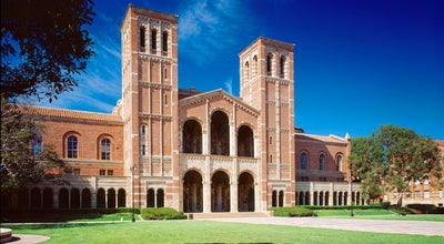 Photo of Concert Hall UCLA Royce Hall at 340 Royce Dr, Los Angeles, CA 90095, United States