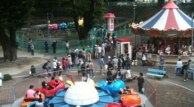 Photo of Theme Park るなぱあく(前橋市中央児童遊園) at 大手町3-16-3, 前橋市 371-0026, Japan