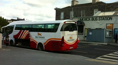 Photo of Bus Station Limerick Bus Station at Parnell St, Limerick, Ireland