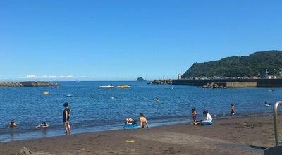 Photo of Beach 伊東オレンジビーチ at 東松原町, 伊東市 414-0022, Japan
