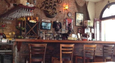 Photo of Bar Tony Seville's Pirates Alley Cafe & Old Absinthe House at 622 Pirates Aly, New Orleans, LA 70116, United States