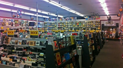 Photo of Record Shop Rhino Records Store at 235 Yale Ave, Claremont, CA 91711, United States