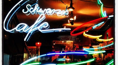 Photo of German Restaurant Schwarzes Cafe at Kantstr. 148, Berlin 10623, Germany