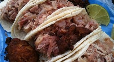 Photo of Taco Place El Polilla at Av. Nader, Cancún, Mexico