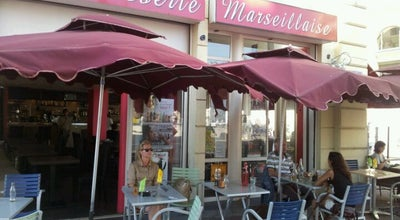 Photo of Bar Brasserie Marseillaise at 2 Place Gabriel Peri, Marseille 13001, France