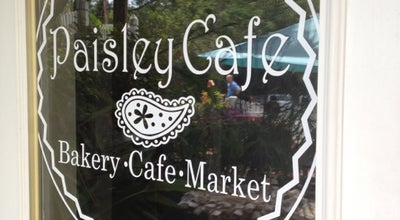 Photo of Bakery Paisley Cafe at 1123 Thomasville Rd, Tallahassee, FL 32303, United States