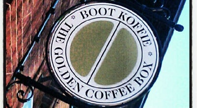 Photo of Coffee Shop The Golden Coffee Box (Boot koffie) at Laanstraat 49, Baarn 3743 BB, Netherlands