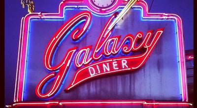 Photo of Diner Galaxy Diner at 899-931 Interstate 40 Business, Flagstaff, AZ 86001, United States