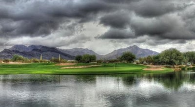 Photo of Golf Course Grayhawk Golf Club at 8620 E Thompson Peak Pkwy, Scottsdale, AZ 85255, United States