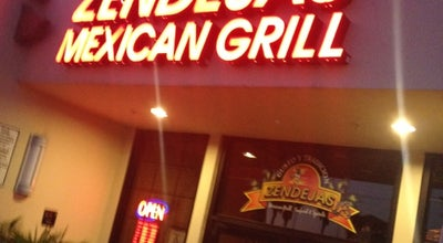Photo of Mexican Restaurant Zendejas Mexican Gril at 1750 E Fairfield Ct, Ontario, CA 91761, United States