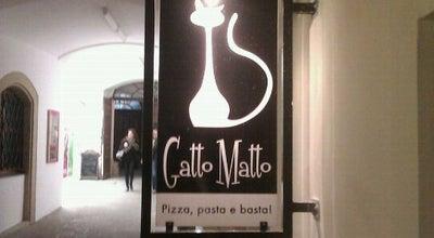 Photo of Italian Restaurant Gatto Matto at Panská 17, Bratislava 811 01, Slovakia