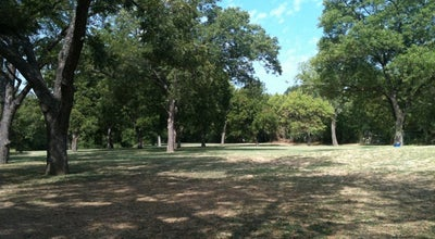 Photo of Disc Golf Fritz Disc Golf Park at Irving, TX, United States