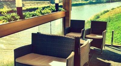 Photo of Eastern European Restaurant Hotel River at Nábrežie Mládeže 1706/2a, Nitra 949 01, Slovakia