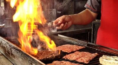 Photo of Burger Joint Hamburguesas La Cabaña de Fuentes at Av. Fuentes De Satelite, Ciudad López Mateos, Mexico