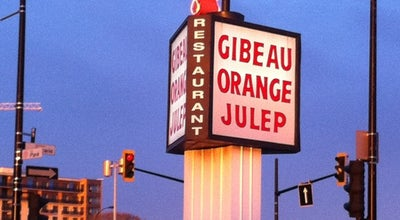 Photo of Fast Food Restaurant Gibeau Orange Julep at 7700 Boul. Décarie, Montréal, QC H4P 2H4, Canada