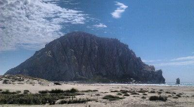 Photo of Beach Morro Bay Beach at Morro Bay, CA 93442, United States