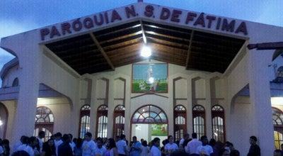 Photo of Church Igreja Nossa Senhora de Fátima at Av. Profª Cora De Carvalho,2407/2633 - Santa Rita, Macapá 68901-335, Brazil