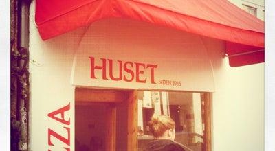 Photo of Pizza Place Pizza Huset at Gothersgade 21, København K 1123, Denmark