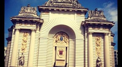 Photo of Historic Site Porte de Paris at Place Simon Vollant, Lille 59000, France