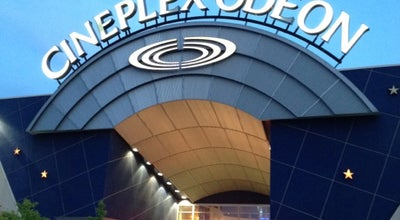 Photo of Movie Theater Cineplex Odeon Eglinton Town Centre Cinemas at 22 Lebovic Ave., Toronto, ON M1L 4V9, Canada