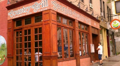 Photo of American Restaurant Georgio's Country Grill at 801 9th Ave, New York, NY 10019, United States