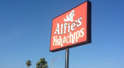 Photo of Diner Alfie's at 2115 Palmer Hwy, Texas City, TX 77590, United States