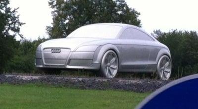 Photo of Art Gallery TT Skulptur at Audi Ring, Ingolstadt, Germany
