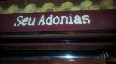 Photo of Bar Seu Adonias Botequim at Av. Atlântica, 220, Macaé 27920-390, Brazil