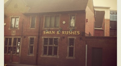 Photo of Pub Swan & Rushes at 19 Infirmary Square, Leicester LE1 5WR, United Kingdom