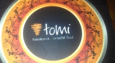 Photo of Sushi Restaurant Tomi Temakeria at Rua Dom Pedro Ii, 262, Barreiras 47800-000, Brazil