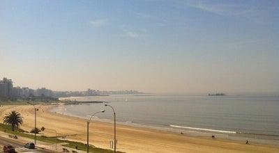 Photo of Beach Playa del Buceo at Rambla República De Chile, Montevideo 11300, Uruguay