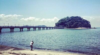Photo of Beach 竹島海岸 at 竹島町, 蒲郡市, Japan