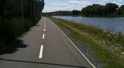 Photo of Trail In-line stezka Vyšehrad - Zbraslav at Cyklostezka A2, Praha, Czech Republic