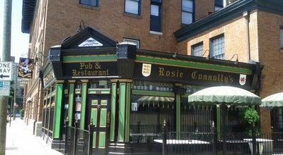 Photo of Pub Rosie Connolly's at 1548 E Main St, Richmond, VA 23219, United States