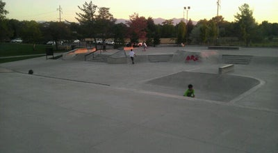 Photo of Skate Park Rosepark Skatepark at Salt Lake City, UT 84116, United States