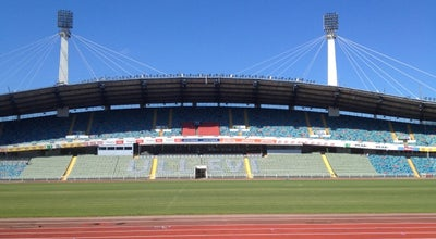 Photo of Stadium Nya Ullevi at Ullevigatan, Göteborg 411 02, Sweden