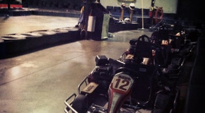 Photo of Arcade Saddlers Indoor Racing at Olathe, KS 66062, United States