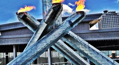 Photo of Monument / Landmark Vancouver 2010 Olympic Cauldron at 1055 Canada Pl., Vancouver, BC V6C 3T4, Canada