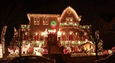 Photo of General Entertainment Dyker Heights Christmas Lights at 12th Ave, Brooklyn, NY 11228, United States