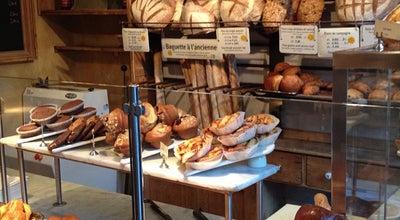 Photo of Bakery Le Pain Quotidien at 18 Place Du Marché Saint-honoré, Paris 75001, France