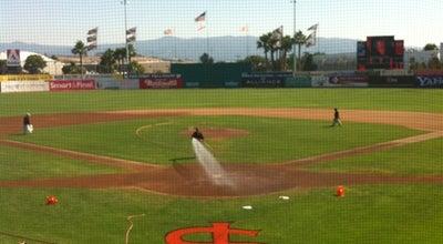 Photo of Baseball Stadium San Jose Municipal Stadium at 588 E Alma Ave, San Jose, CA 95112, United States