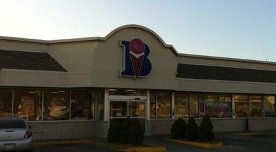 Photo of Ice Cream Shop Braum's at 1028 W 6th Ave, Emporia, KS 66801, United States