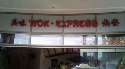 Photo of Asian Restaurant Wok Express at Mühlenplatz, Solingen, Germany