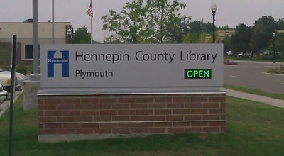 Photo of Library Plymouth Library at 15700 36th Ave N, Plymouth, MN 55446, United States