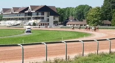 Photo of Racetrack Hippodrome de la Prairie at Boulevard Yves Guillou, Caen 14000, France