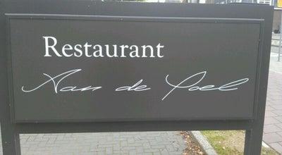 Photo of French Restaurant Aan De Poel at Handweg 1, Amstelveen 1185 TS, Netherlands