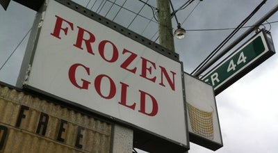 Photo of Ice Cream Shop Frozen Gold at 104 Eddie Rd, New Smyrna Beach, FL 32168, United States