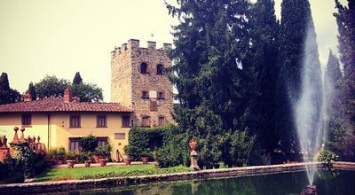 Photo of Winery Castello di Verrazzano at Fattoria Castello Di Verrazzano, Greve in Chianti, Italy