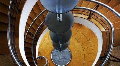Photo of Art Gallery De La Warr Pavilion at Marina, Bexhill TN40 1DP, United Kingdom
