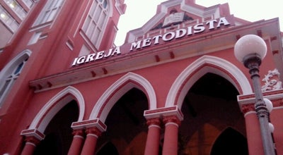 Photo of Church Igreja Metodista Central at Juiz de Fora, Brazil